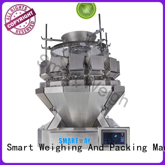 eco-friendly best multihead weigher large directly sale for food weighing