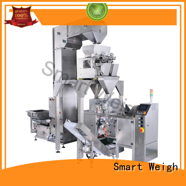 Smart Weigh powder automated packaging machine China manufacturer for food labeling