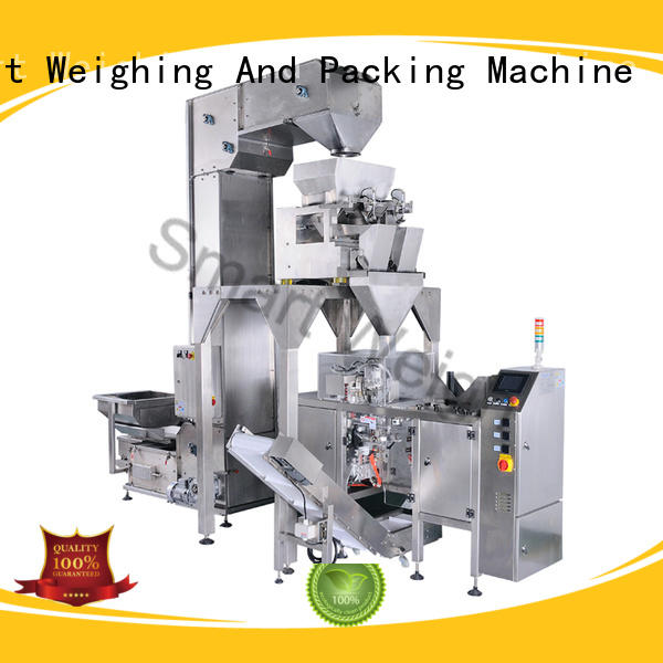 semiautomatic packaging systems inc vertical weigh Smart Brand