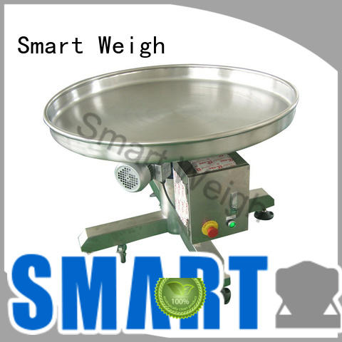 Smart Weigh latest work platform ladders with cheap price for food labeling