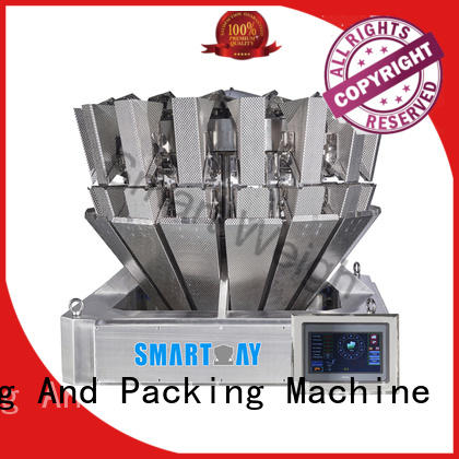 multihead weigher packing machine smart speed screw Smart Weigh Brand company