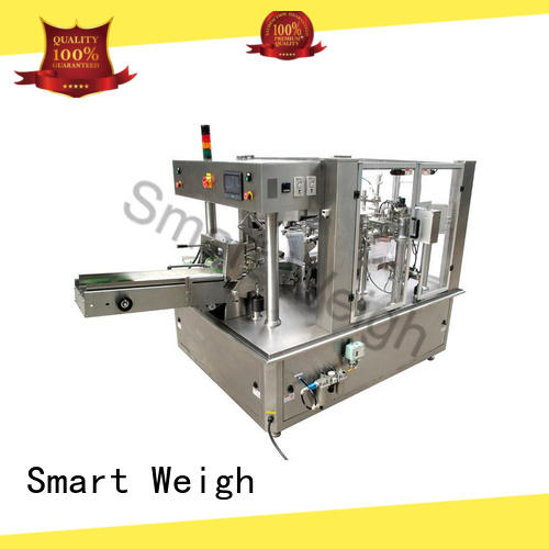 Smart Weigh quadsealed sealing machine for food weighing