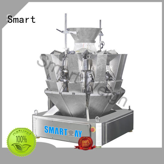 discharge salad multihead weigher packing machine Smart manufacture