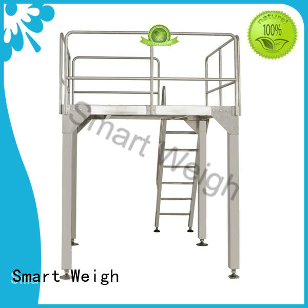 bucket incline conveyor China manufacturer for food packing Smart Weigh