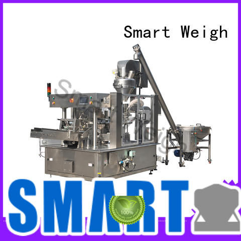Smart Weigh best-selling luggage packing system order now for foof handling