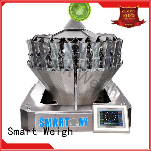 Smart Weigh steady multihead weigher china large for food weighing