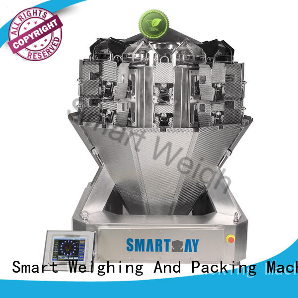 adjustable bulk multi head weigher speed with good price for foof handling