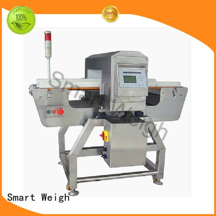 Smart Weigh eco-friendly inspection machine order now for food packing