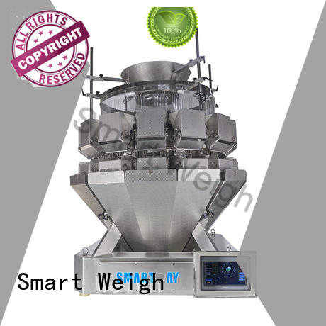 Wholesale accurate multihead weigher packing machine smart Smart Weigh Brand