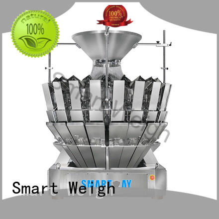 best multiweigh systems customization for foof handling