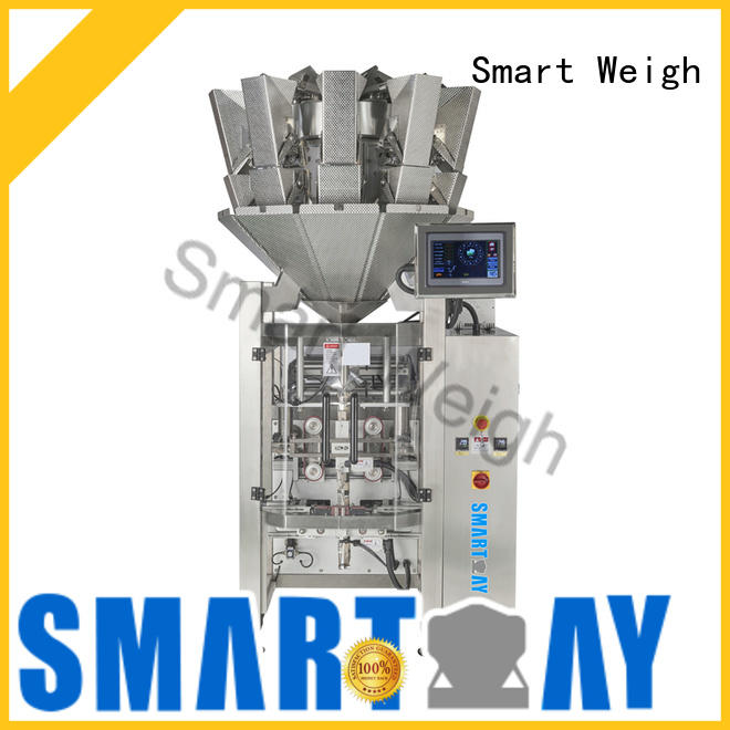 Smart Weigh inexpensive wrapping machine weigh for foof handling