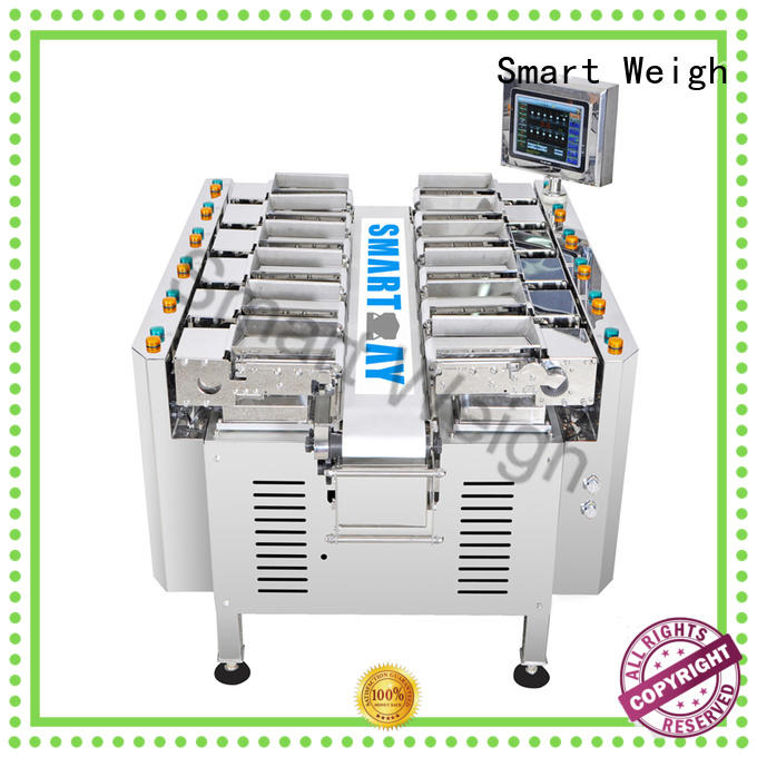 Smart Weigh durable electronic weighing machine factory price for food labeling