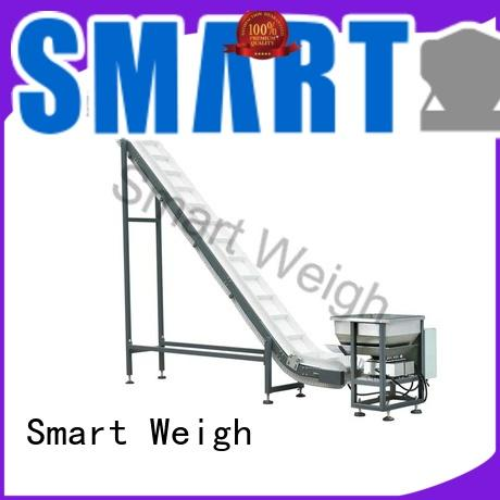 platform bucket working platform incline Smart Weigh Brand company