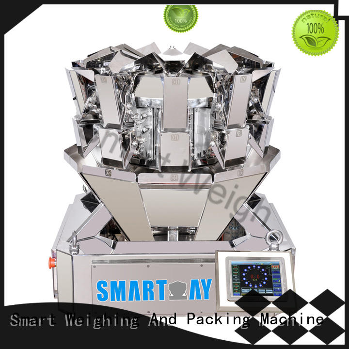 accurate multihead weigher packing machine smart mini Smart Weigh Brand