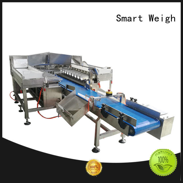 Smart Weigh steady weight machine order now for food labeling