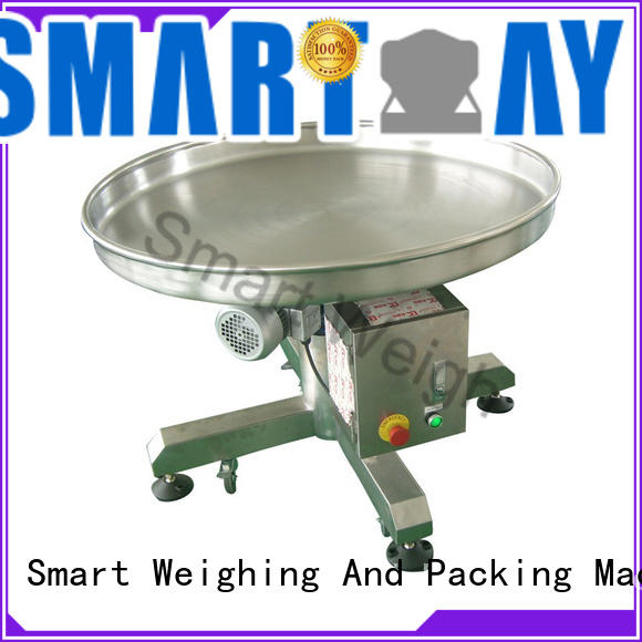 Smart Weigh accurate output conveyor order now for food labeling