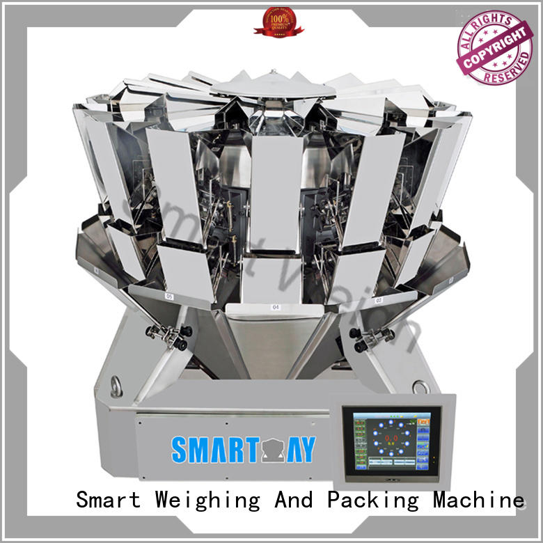 twin multihead checkweigher order now for food packing Smart Weigh