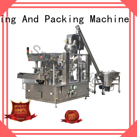 Smart Weigh Brand semiautomatic multihead linear automated packaging systems