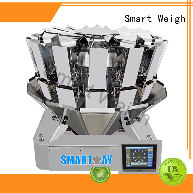 accurate salad mixture Smart Weigh Brand multihead weigher