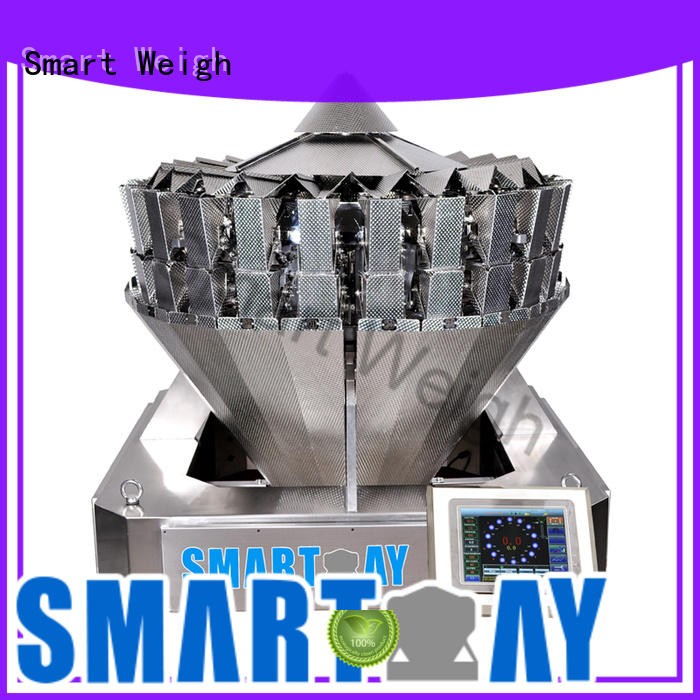 Smart Weigh adjustable metal detector from China for foof handling