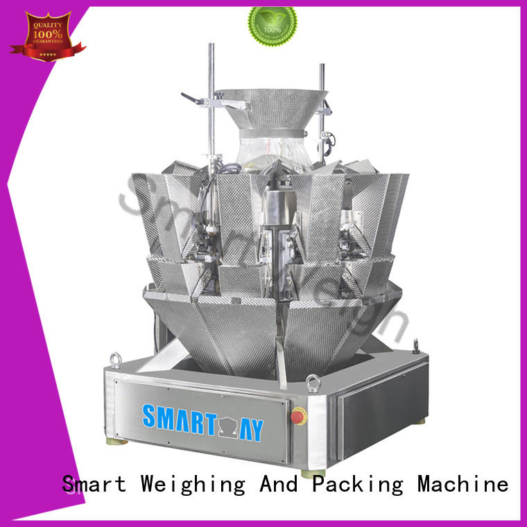 Smart Weigh smart metal detector order now for food packing