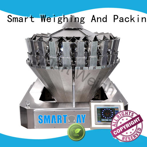 Smart Weigh smart best multihead weigher order now for foof handling