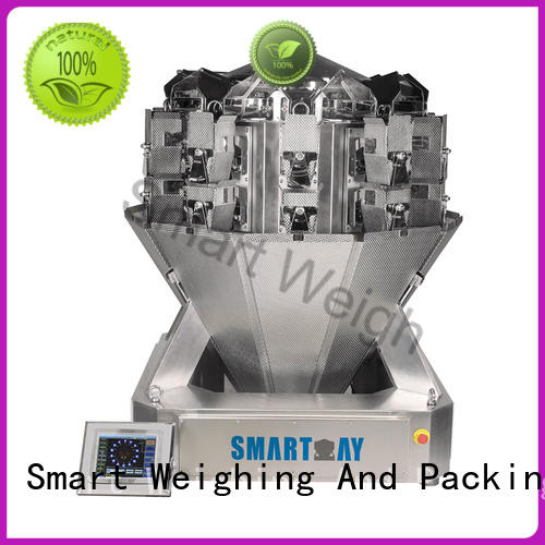 salad multihead weigher large accurate Smart Weigh company