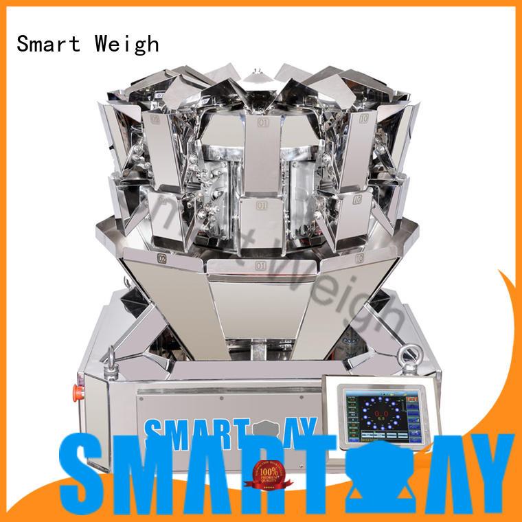 multihead weigher packing machine mini smart salad Smart Weigh Brand