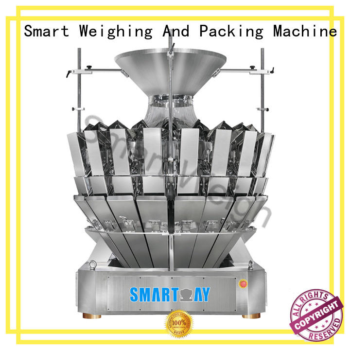 Smart Weigh steady weighing scale customization for food labeling