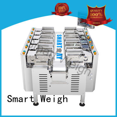 durable multihead weigher combination inquire now for food labeling