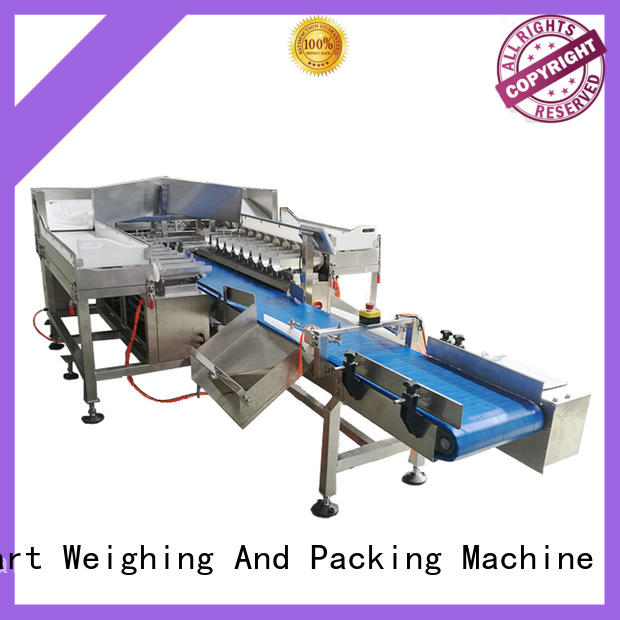 Smart Weigh best sealing machine fish for food weighing