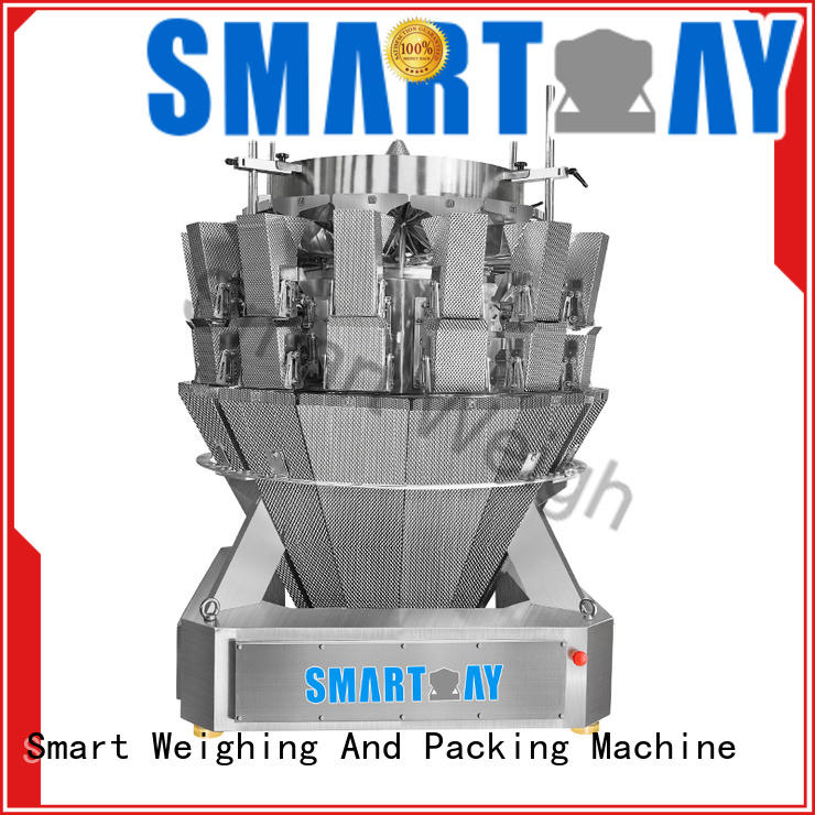 easy-operating multihead weigher manufacturers twin from China for food weighing