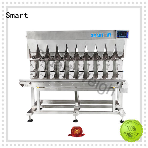 Smart Brand certified electronic automatic automatic weighing