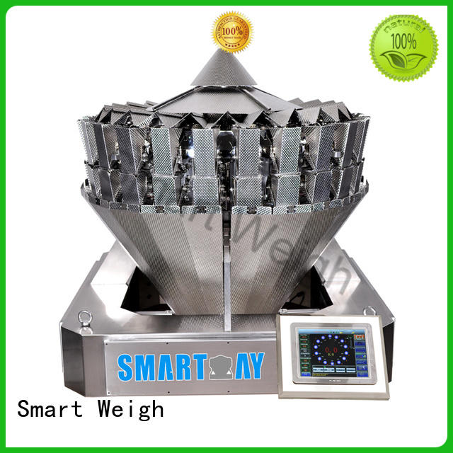 multihead weigher packing machine salad mini Smart Weigh Brand multihead weigher