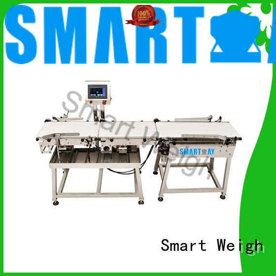 inexpensive check weigher metal inquire now for food packing