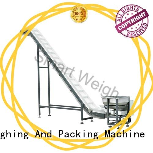 Smart Weigh work platform ladders in bulk for food weighing