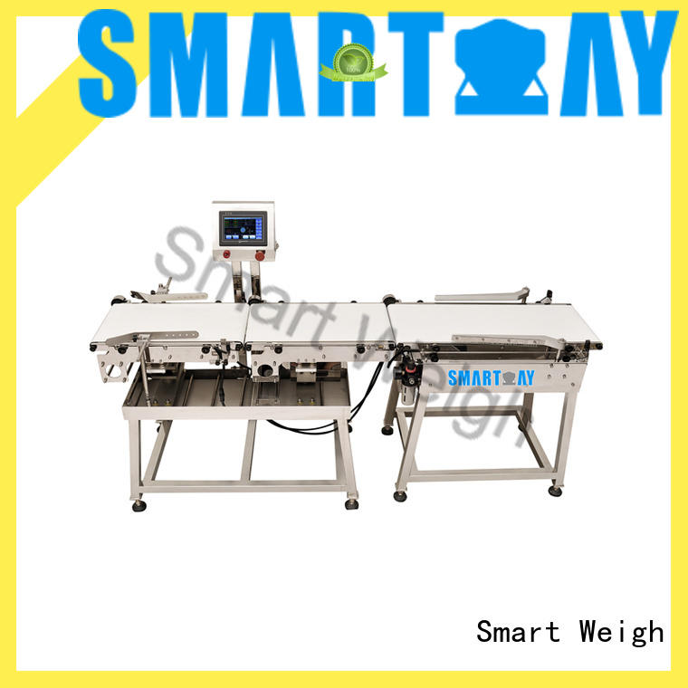 detector checkweigher for food packing Smart Weigh