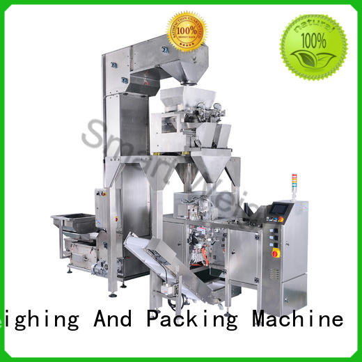 Smart Weigh accurate automated packaging machine with good price for food weighing
