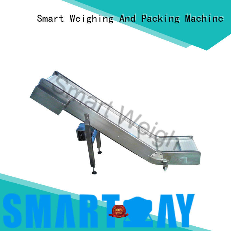 table incline aluminum work platform Smart Weigh Brand
