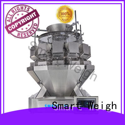 Smart Weigh salad multi head scales inquire now for foof handling