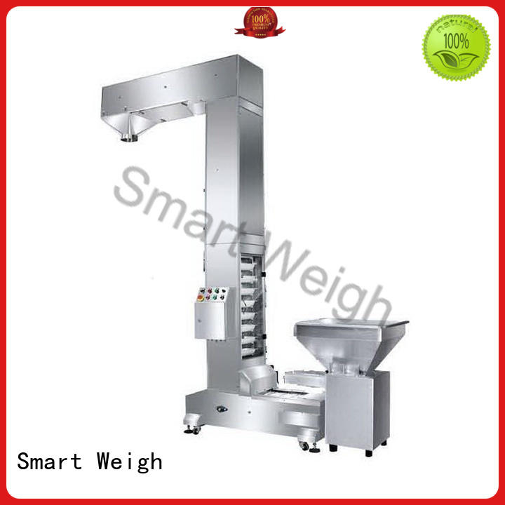 Smart Weigh incline output conveyor order now for food packing