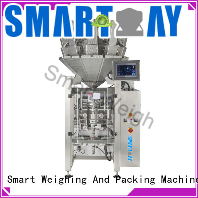 Smart Weigh packaging machine factory price for food labeling