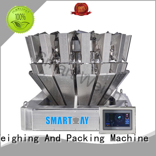 smart mixture OEM multihead weigher Smart Weigh