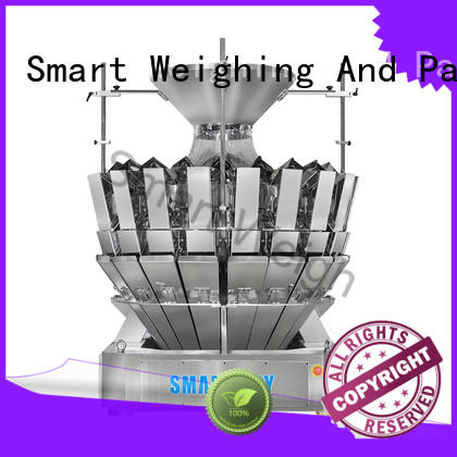 Smart Weigh best-selling multihead weigher packing machine for sale factory price for food packing