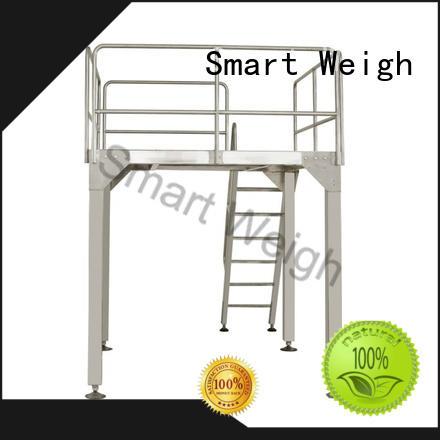 Wholesale conveyor aluminum work platform platform Smart Weigh Brand