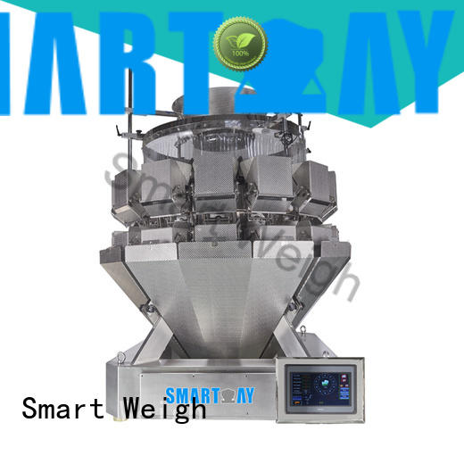 Hot speed multihead weigher packing machine salad Smart Weigh Brand