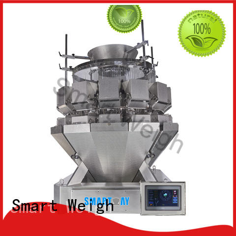 smart mixture large multihead weigher screw Smart Weigh Brand