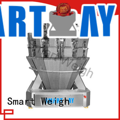 Smart Weigh smart multihead weigher packing machine widely use for food labeling