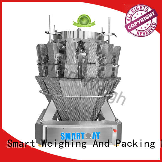 Smart Weigh weighing and packing machine manufacturers for food labeling