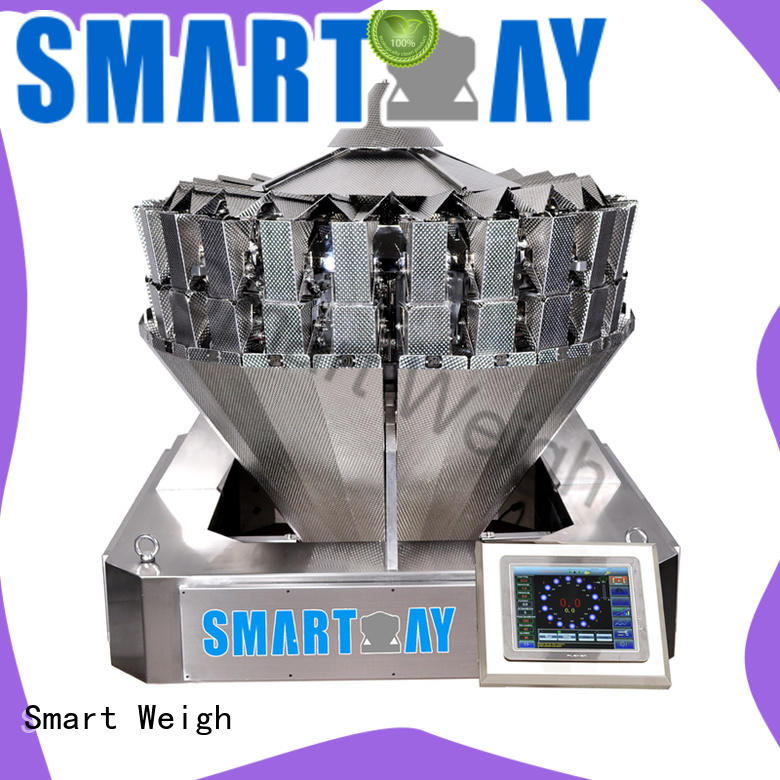 best-selling bulk multi head weigher smart factory price for food labeling